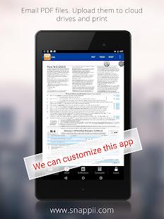 Collection de formulaires PDF du gouvernement