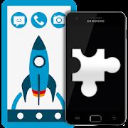 Slide Launcher TouchWiz plugin