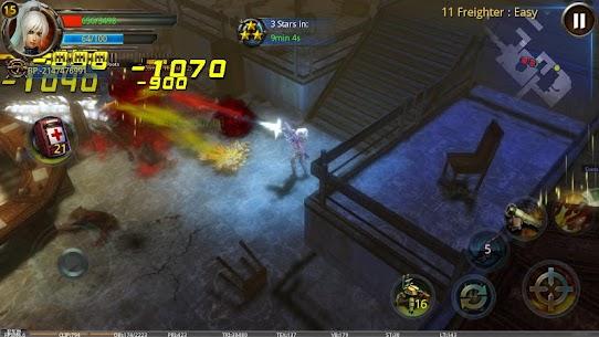 Broken Dawn II 1.6.1 MOD APK [MODDED MENU] 4