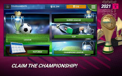 Pro 11 - Football Management Game 1.0.82 Screenshots 15
