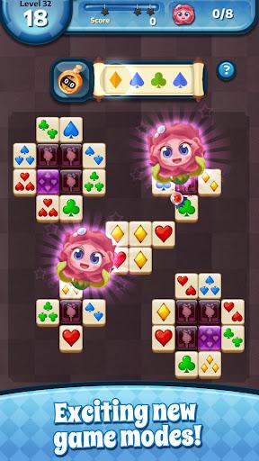 Mahjong Magic Fantasy : Tile Connect  screenshots 4
