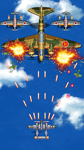 1945 Air Force Mod Apk (Unlimited Money) 3
