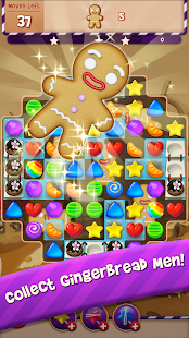 Sugar Witch - Sweet Match 3 Puzzle Game
