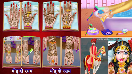 Indian Winter Wedding Arrange Marriage Girl Game  screenshots 13