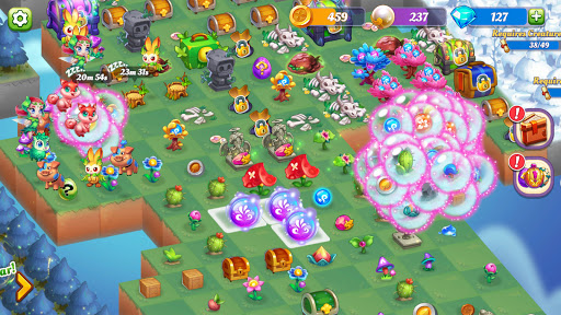 Wonder Merge - Magic Merging and Collecting Games screenshots 8