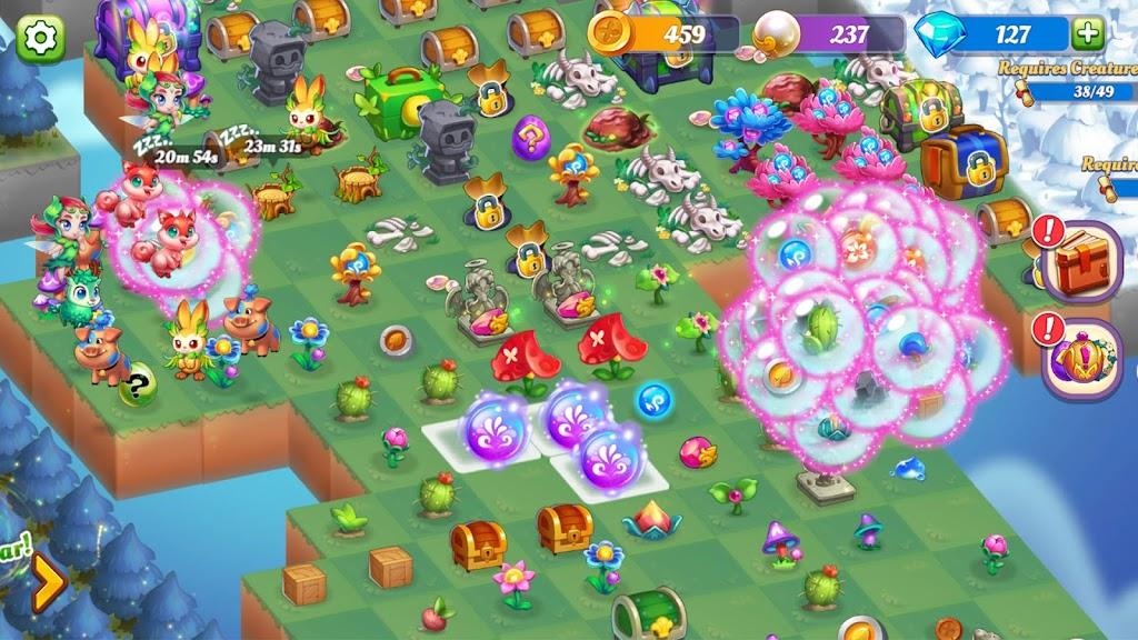 Wonder Merge - Magic Merging and Collecting Games poster 7