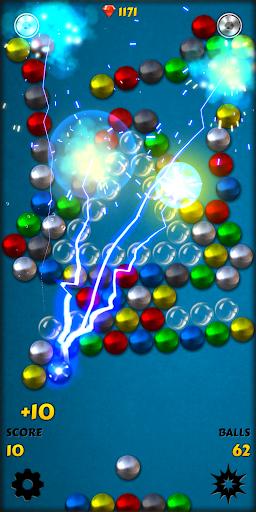 Magnet Balls PRO Free: Match-Three Physics Puzzle screenshots 3