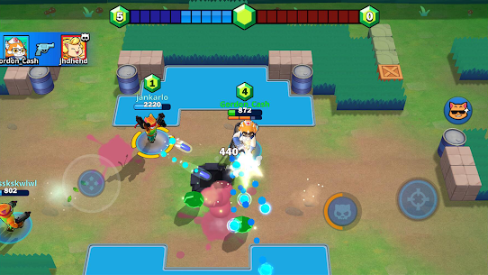 Super Cats MOD APK 1.0.83  (Dumb Enemy) 7