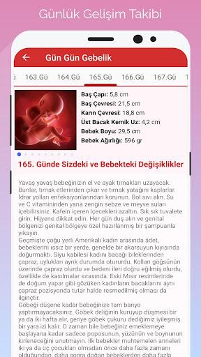 Gu00fcn Gu00fcn Gebelik Takibi 3.56.GG Screenshots 3