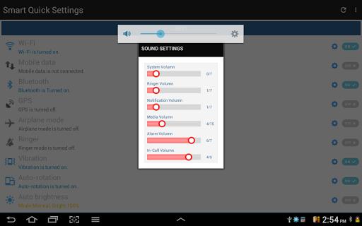 Smart Quick Settings 2.7.2 Screenshots 14