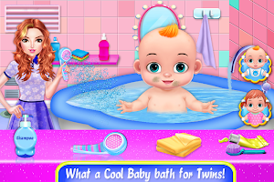 Babysitter Daily Care Nursery-Twins Grooming Life