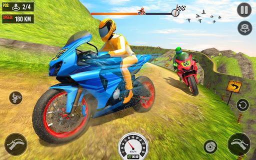 Dirt Bike Racing Games: Offroad Bike Race 3D  screenshots 9
