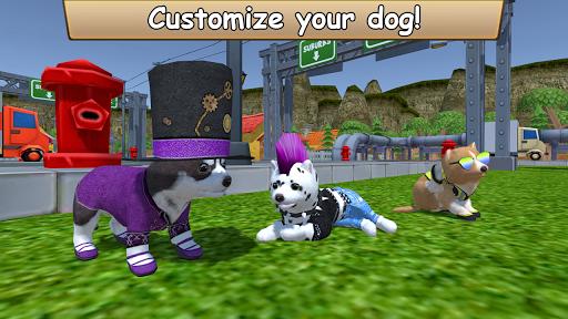 Dog Simulator - Animal Life screenshots 9