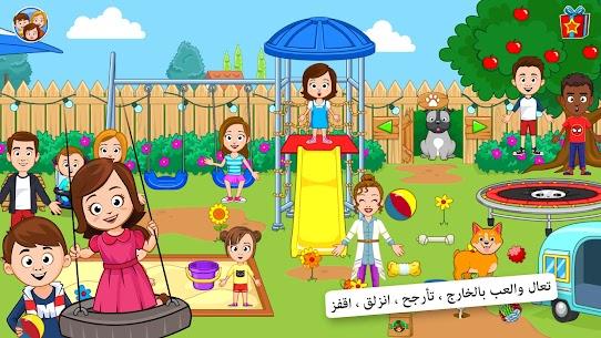 My Town : منزل الأسرة تنزيل لعب اطفال عمر 3 سنوات 2022 4