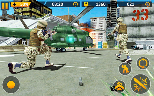 us survival combat strike mission screenshot 2