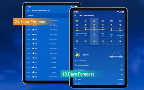 Weather & Radar, Alerts 1.2.7 Screenshots 14