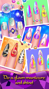 Nail Salon - Design Art Manicure Game 1.4 Screenshots 7
