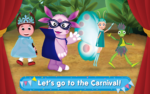 Moonzy: Carnival Games for Children and Cartoons modavailable screenshots 13