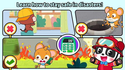 Baby Panda's Fire Safety 8.53.00.00 screenshots 5