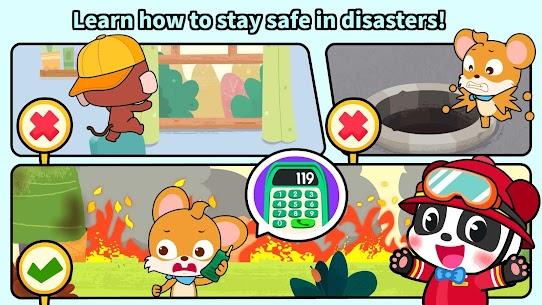 Baby Panda's Fire Safety MOD APK (Premium) 5