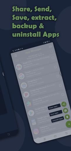 Foto do App Manager: Delete App, Share App & App Extractor