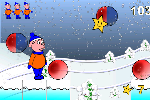 Pig Jumping For PC Windows (7, 8, 10, 10X) & Mac Computer Image Number- 7