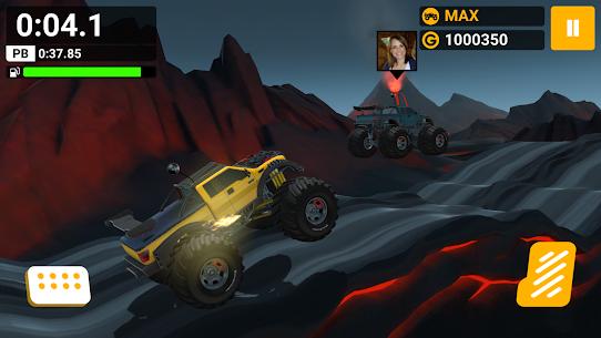 MMX Hill Dash MOD APK 1.12348 (Unlimited Money) 4