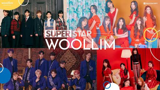 SuperStar WOOLLIM  screenshots 1