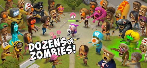 Kids vs Zombies: Brawl for Donuts screenshots 3