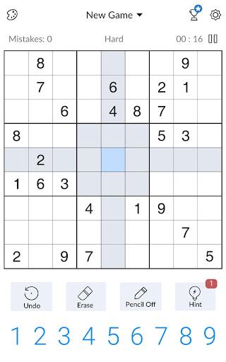Sudoku - Free Classic Sudoku Puzzles 3.9.0 screenshots 12