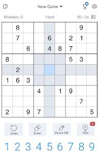 Sudoku - Free Classic Sudoku Puzzles screenshots 17