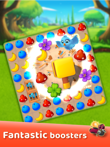 Cat Heroes: Puzzle Adventure 45.5.1 screenshots 15