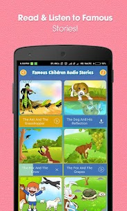 Famous Children Audio Stories For Pc Download (Windows 7/8/10 And Mac) 2