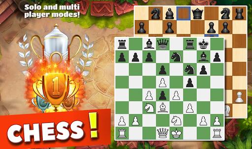 Dominoes - 5 Boards Game Domino Classic in 1  screenshots 3