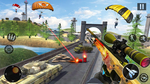 FPS Commando Anti Terrorist Strike Shooting Games 5.1 screenshots 1