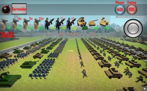 World War 3: Terror Battles RTS 2.1 screenshots 2