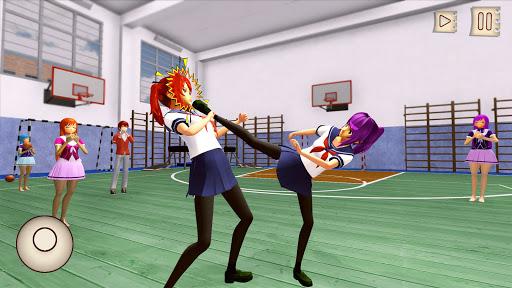 Anime High School Girl: Sakura School Simulator 1.1 screenshots 3