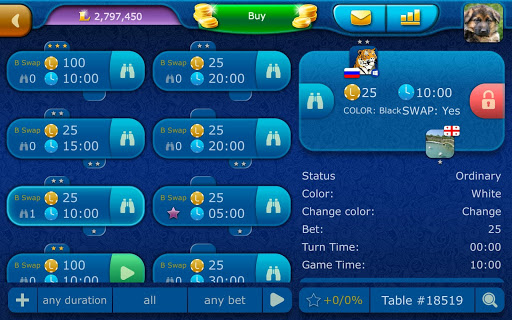 Chess LiveGames - free online game for 2 players 4.00 screenshots 14