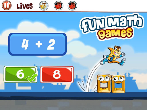 Math Games for kids of all ages 09.01.003 screenshots 1
