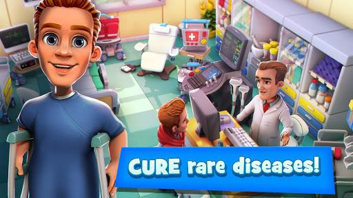 Dream Hospital - Health Care Manager Simulator apkpoly screenshots 20