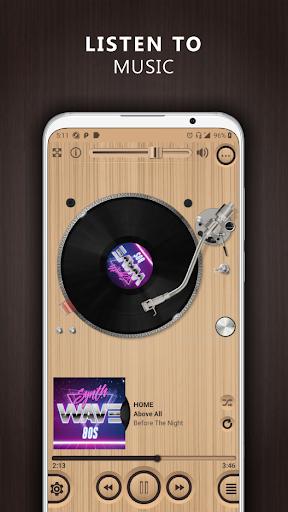 Vinylage Music Player  screenshots 1