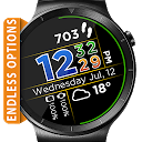 FACE-ify HD Watch Face Widget & Live Wallpaper