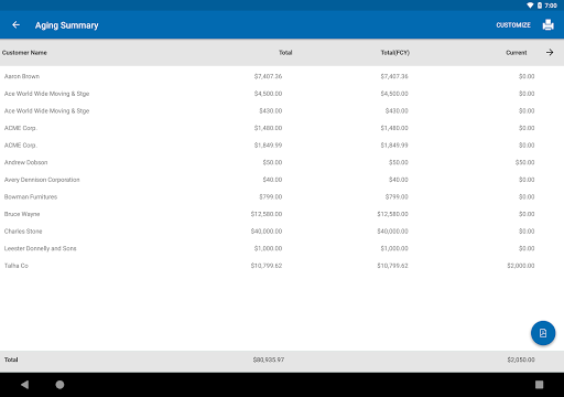 Zoho Invoice - Online Invoicing & Billing Software 5.23.09 Screenshots 12