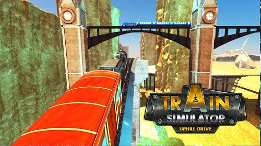 Train Simulator Uphill Drive screenshots 14