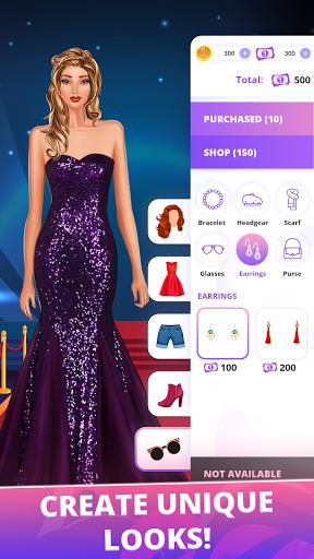Influenzer : Social Media Simulation Fashion Game  screenshots 1