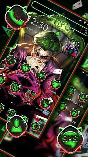 Psycho Joker Cool Theme 1.1.10 Screenshots 3
