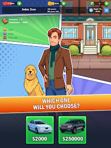 My Success Story: Business Game & Life Simulator MOD APK 2.1.7 (Unlimited Money) 8