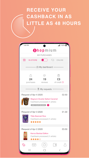 Shopmium - Exclusive Offers  screenshots 7