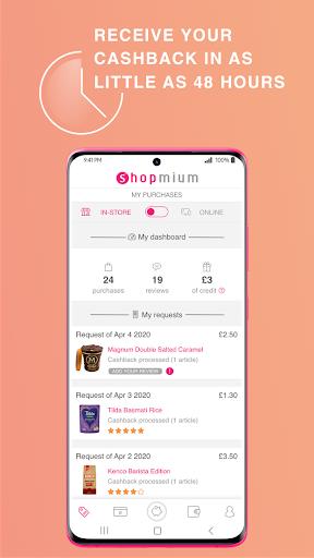 Shopmium - Exclusive Offers  screenshots 7