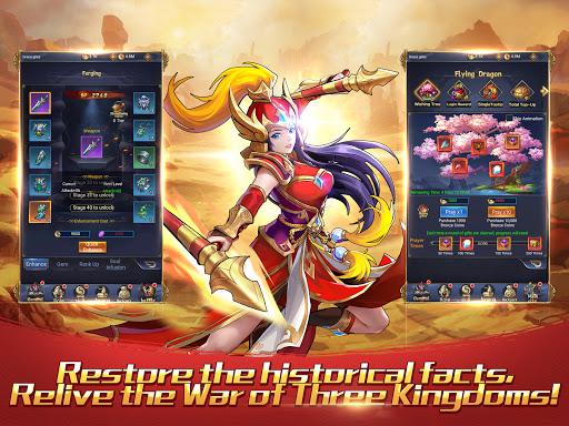 Knights of Valour H5  screenshots 2